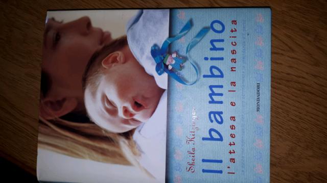 """Libro """"Il bambino l'attesa e la nascita"""" di Sheila Kitzinger"""
