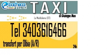 Taxi Maddalena