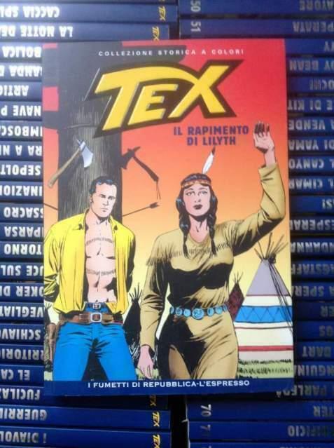 Tex collezione storica a colori la repubblica