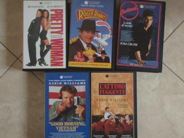 Videocassette vhs Touchstone Home Video/Classici