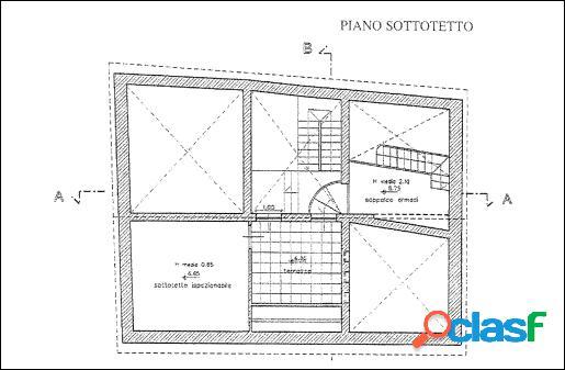 Villa all'asta a La Spezia Via dei Pilastri 114