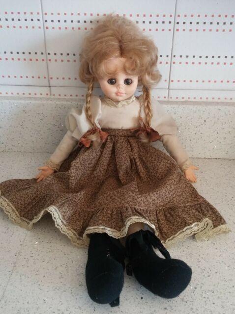 Bambola damina zanini zambelli vintage