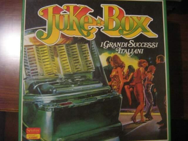 Juke Box - I Grandi Successi Italiani - 10 LP originali 33