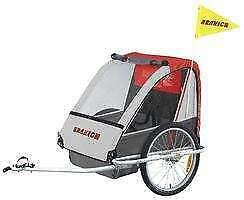 Kranich - Rimorchio da bicicletta per 1 o 2 bambini (art.