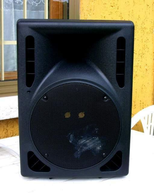 Mobili per diffusori professionali RCF Mackie 300 mm