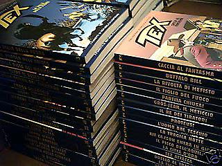 Tex collezione storica a colori 69 numeri