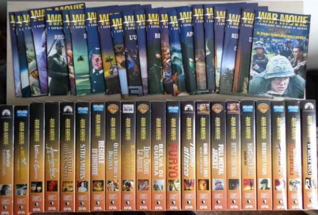 War Movie - cinema di guerra (VHS, DeAgostini, )