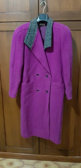 Cappotto donna Gianni Versace