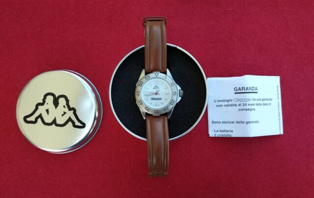 Orologio Robe di Kappa originale con scatola originale, da