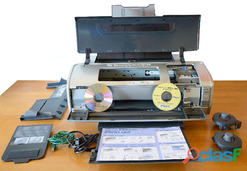 Stampante Fotografica EPSON STYLUS PHOTO R2400