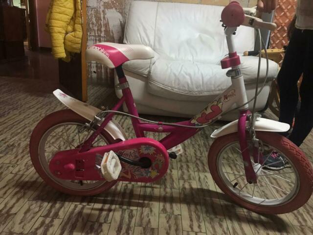 Bicicletta Dino Bikes Winx