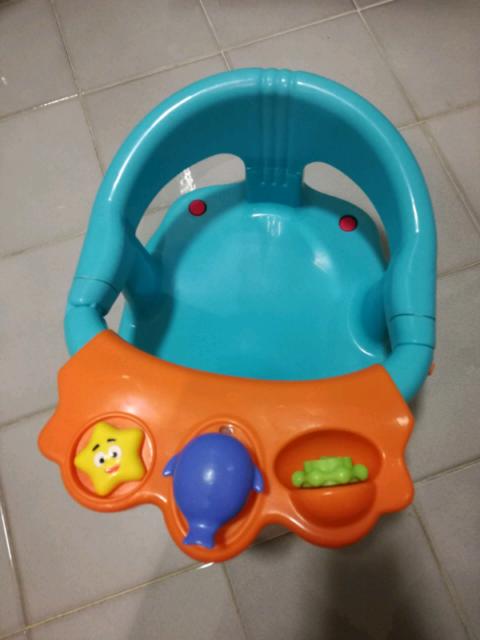 """Seggiolino per doccia/vasca foppapedretti """"tuffetto"""""""