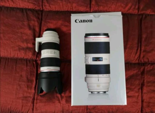 Canon EF  F2.8 L USM