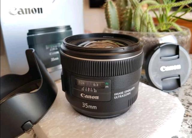 Canon Obiettivo, EF 35 mm f/2 IS USM