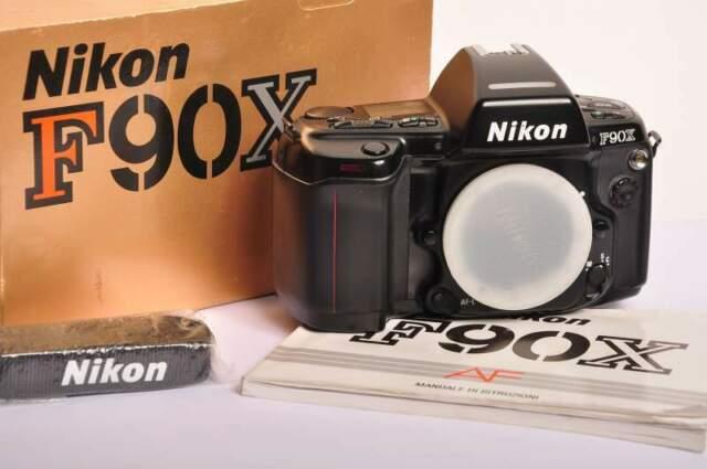 Nikon F90X Professionale a pellicola