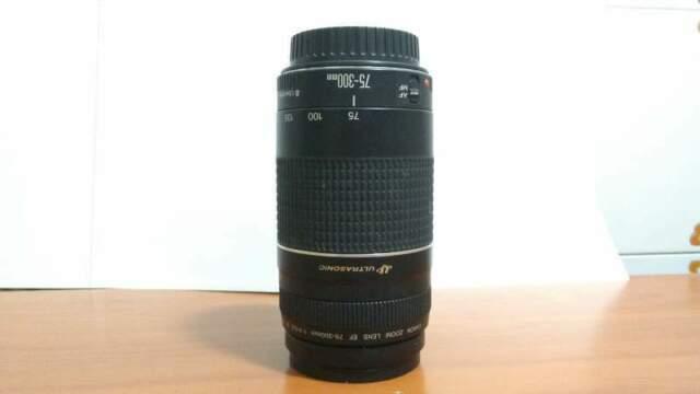 Obiettivo zoom Canon mm III - terza serie