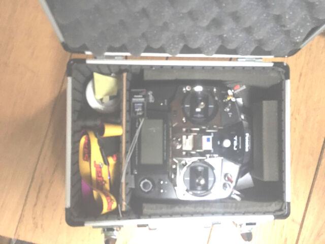 Radio FUTABA T8J 2.4 GHz 8canali + RX nuova