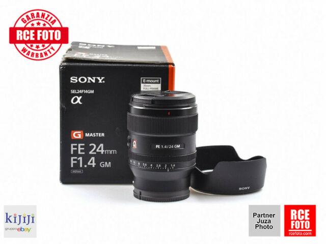 Sony FE 24 F/1.4 GM - E Mount (Sony)