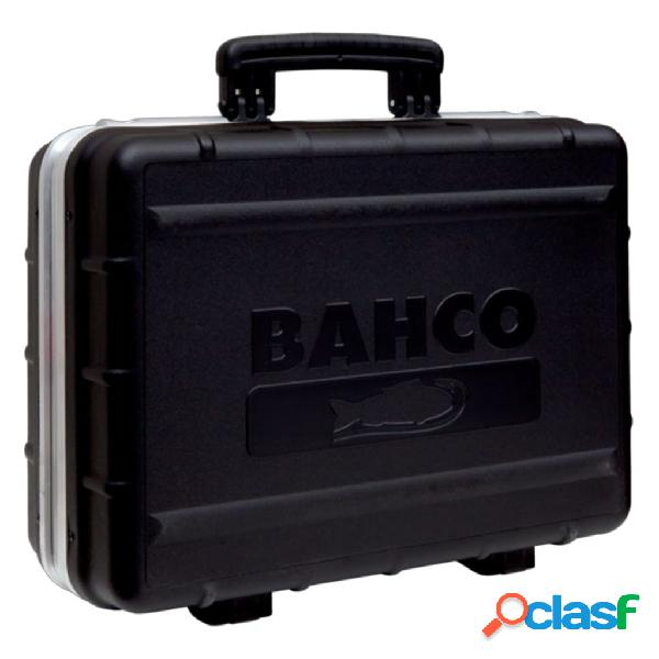 BAHCO Cassetta Rigida Portautensili con Pannelli 35 L