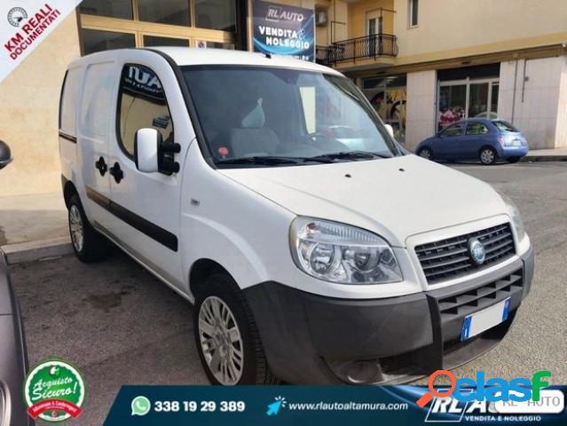 FIAT Doblò 2ª serie diesel in vendita a Altamura (Bari)