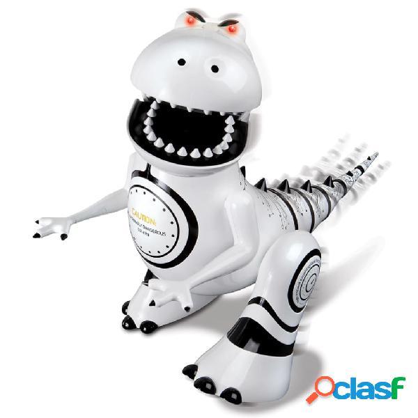 Happy People Robot Giocattolo a Batteria Robosaurus 25 cm