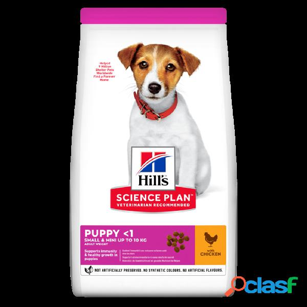 Hill's Science Plan Small & Mini Puppy con Pollo 300 gr.
