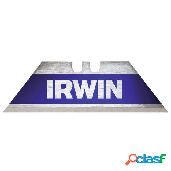 Irwin 10 Lame a trapezio di ricambio per taglierino