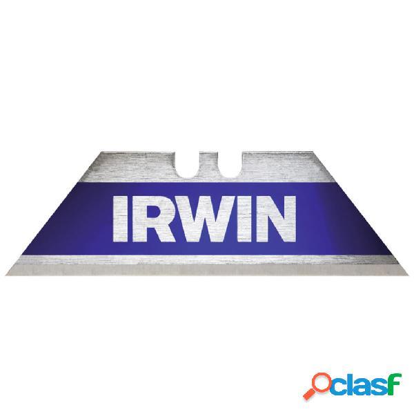 Irwin 100 Lame a trapezio di ricambio taglierino bimetallo