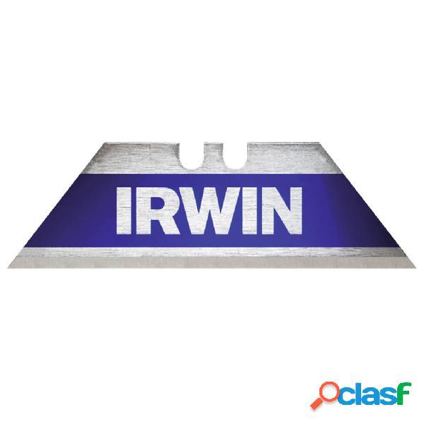 Irwin 5 Lame a trapezio di ricambio per taglierino bimetallo