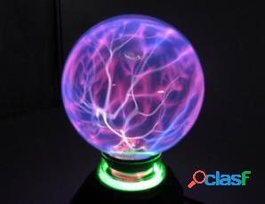 Lampada sfera al plasma