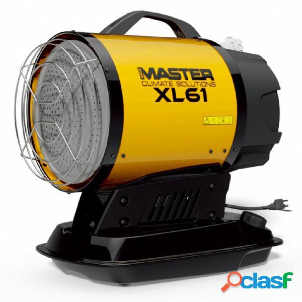 Master Riscaldatore a Gasolio a Infrarossi XL 61 17 kW