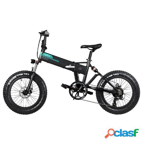 Mountain bike FIIDO M1 Bicicletta elettrica pieghevole -
