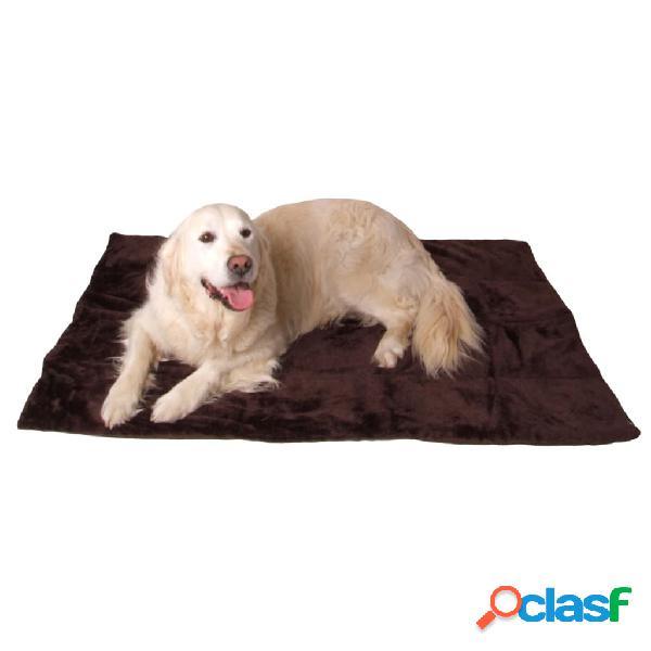 @Pet Coperta per Cani DeLuxe 88x60 cm Marrone 18088