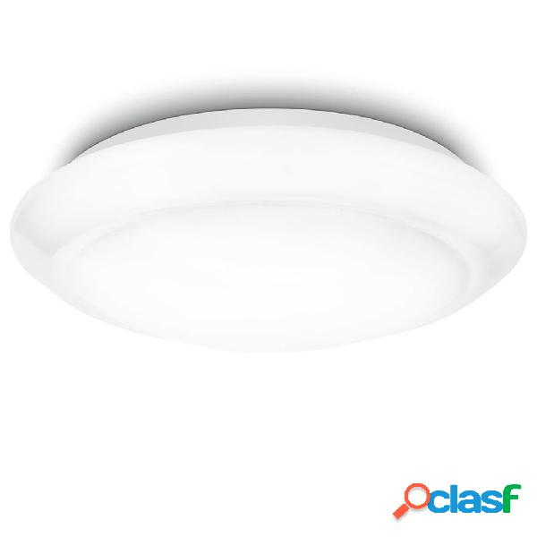 Philips Lampada da Soffitto a LED myLiving Cinnabar Bianco