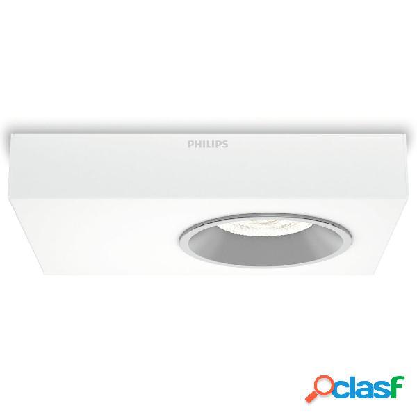 Philips Lampada da soffitto a LED Instyle Quine Bianco 4,5 W