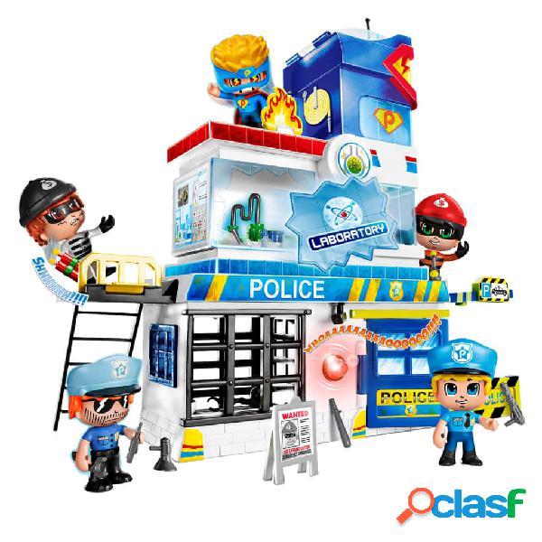 PinyPon Stazione di Polizia Giocattolo