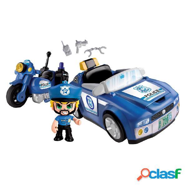 PinyPon Veicoli della Polizia Giocattolo