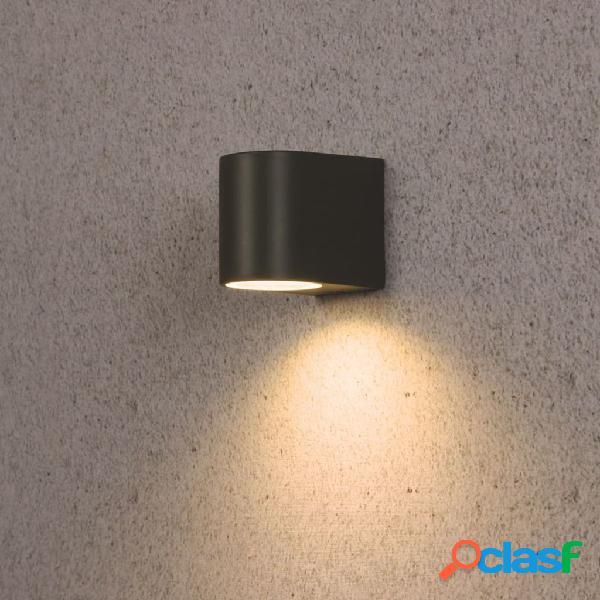 Ranex Luce da Parete a LED 3 W Grigia 5000.332