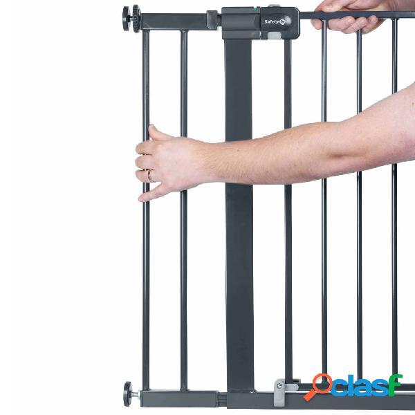 Safety 1st Estensione per Cancelletto 14 cm Metallo Nero