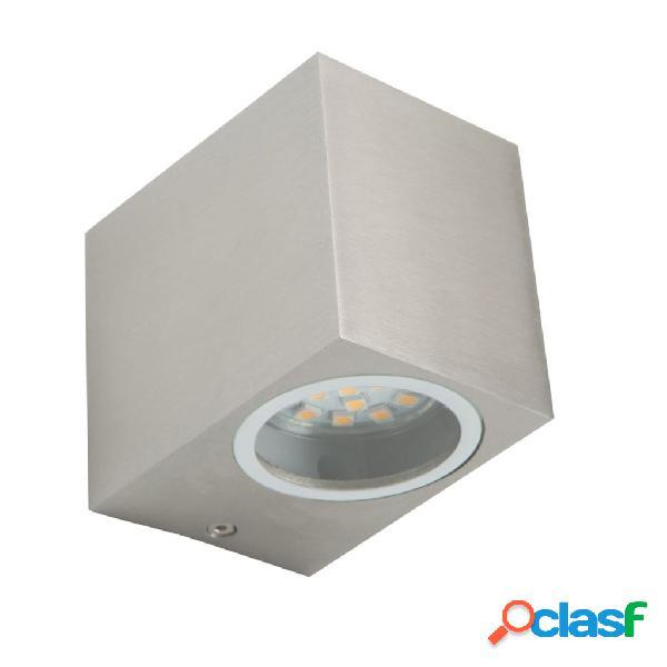 Smartwares Luce a LED da Parete 3 W Cromo 5000.464