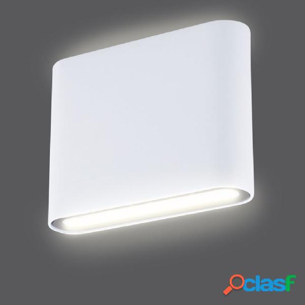 Smartwares Luce da Parete Orientabile a LED 9 W Bianca