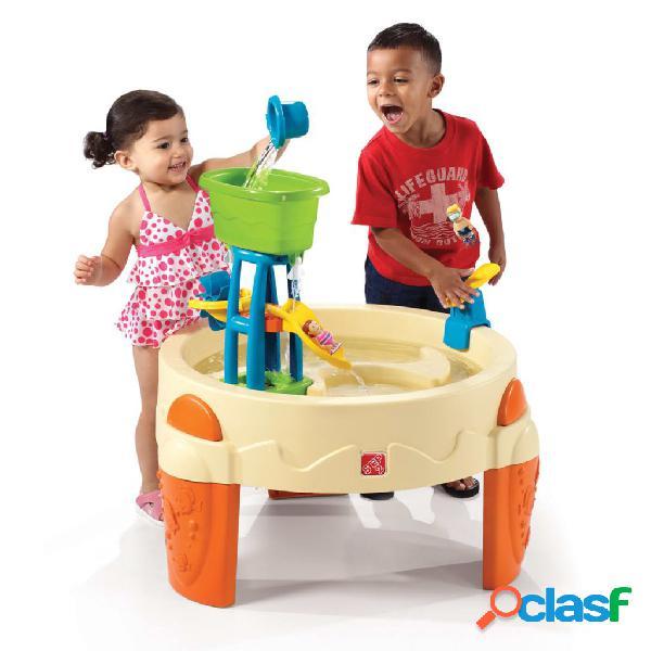 Step2 Tavolino per Bambini con Giochi Acquatici Big Splash