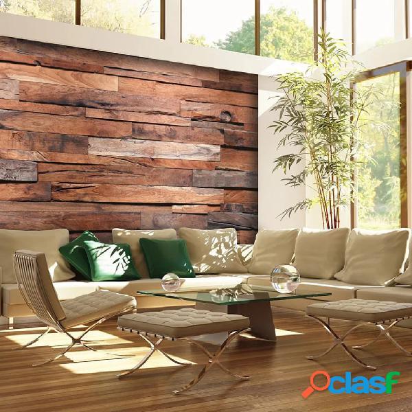W&G W&G Fotomurale Wooden Wall