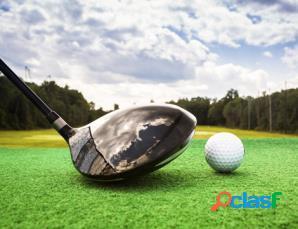William Rosen Golf Academy Orbassano