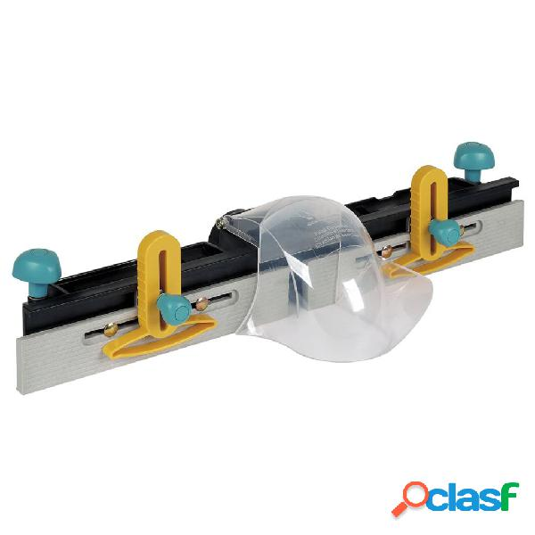 wolfcraft Guida Parallela per Router 6901000