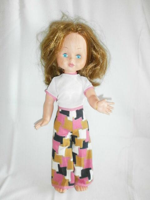 Bambola degli anni '70: FRANCA - cm.40 - Perfetta