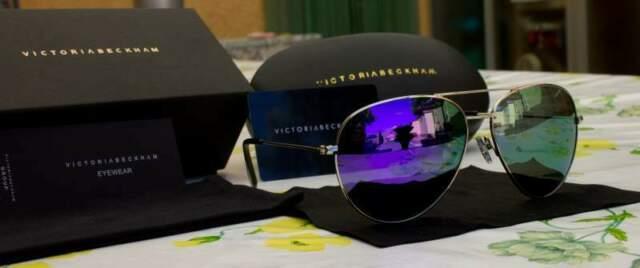Occhiali da sole VICTORIA BECKHAM a specchio sunglasses