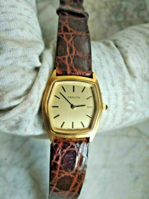 Orologio vintage Zenith meccanico