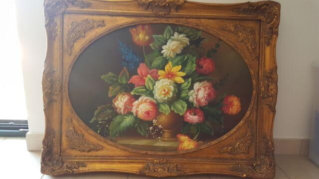 Dipinto a mano olio su tela