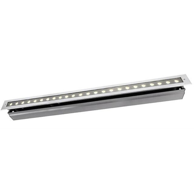 Faretto calpestabile rettangolare 24 LED spot 32W esterno